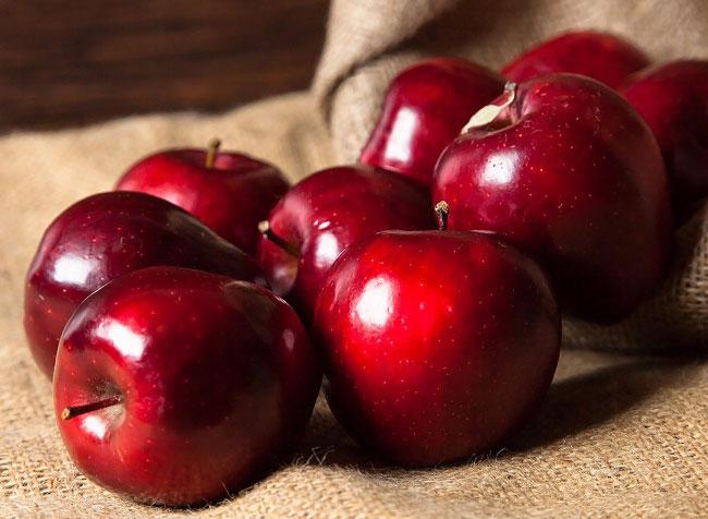 se comer uma maçã por dia