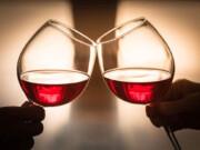 Vinho tinto pode ajudar na depressão e ansiedade