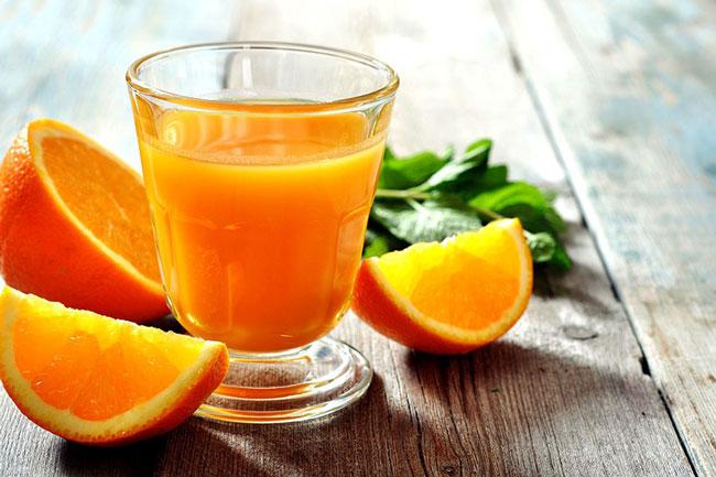 sumo de laranja fortalece o sistema imunológico