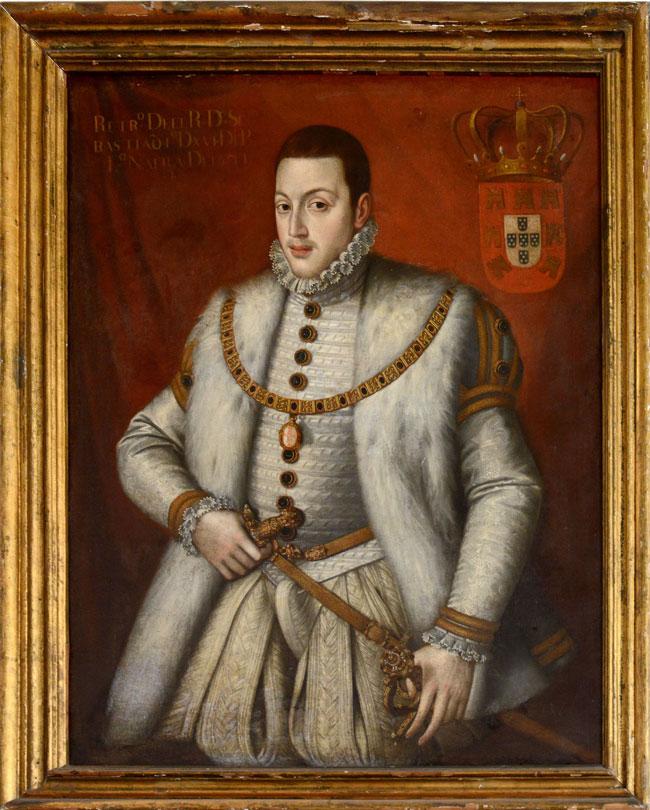 D. Sebastião