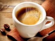 Café em excesso