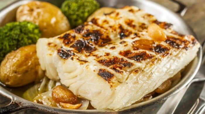 4 receitas de bacalhau à lagareiro que
