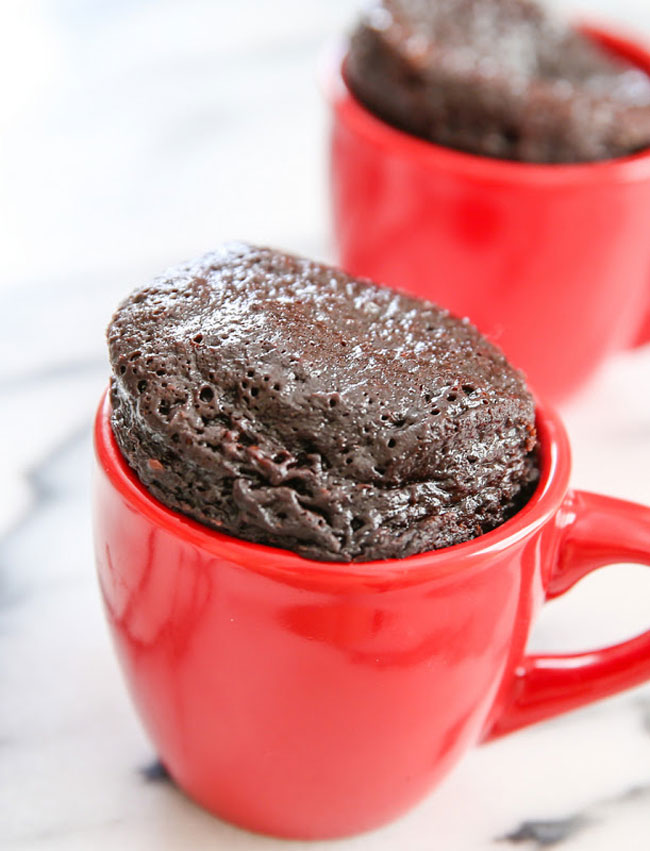 bolo de chocolate com 3 ingredientes