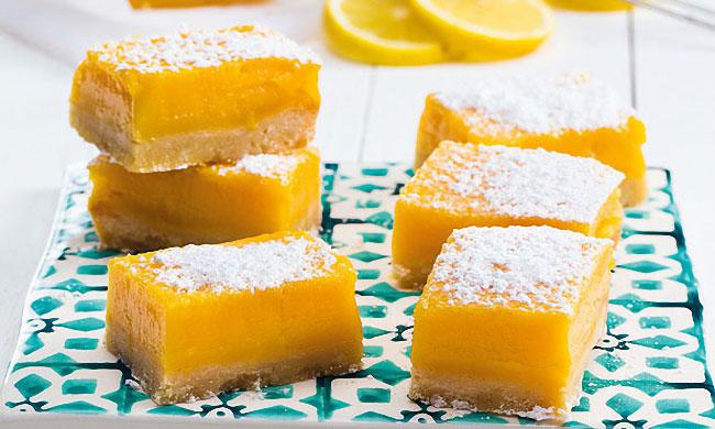 receitas dos melhores bolos de limão caseiros