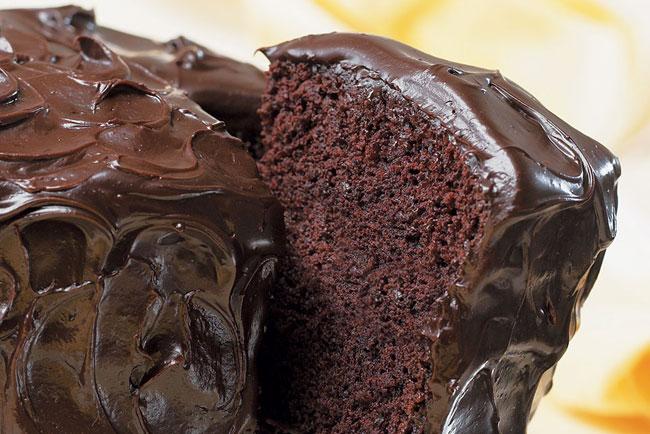 receitas de bolo de chocolate fácil e simples