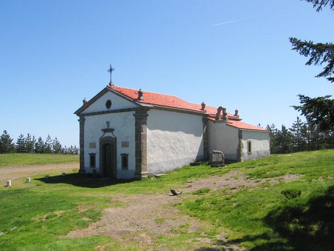 aldeia de Santo António das Neves