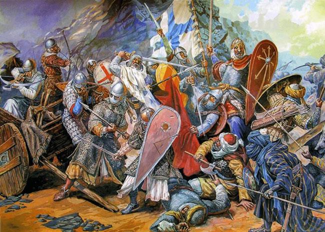 reis da nossa história