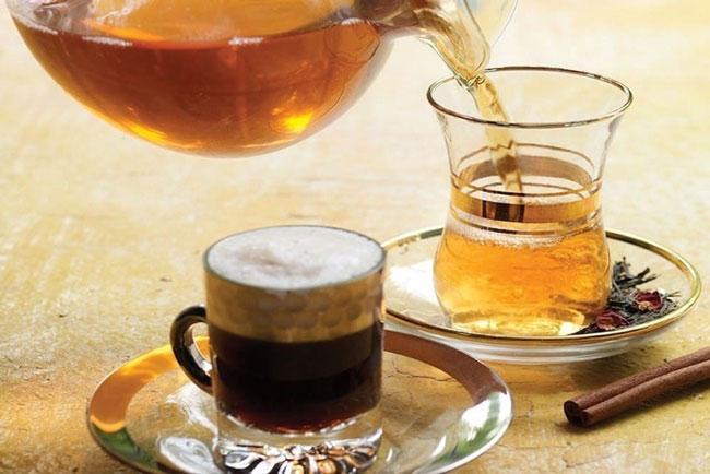 Chá ou café