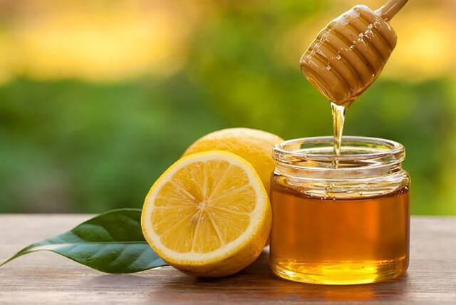 benefícios de tomar mel com limão