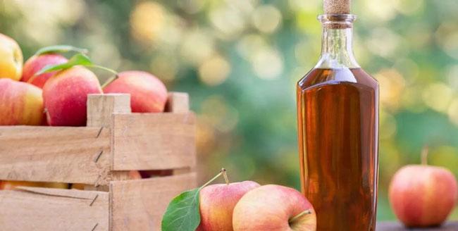O vinagre de maçã tem propriedades especiais