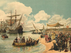 impérios exploraram os mares