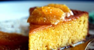3 receitas de bolo de laranja húmido