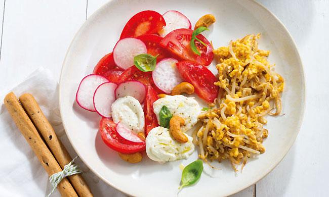 4 receitas de ovos mexidos