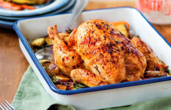 temperar o frango como nos restaurantes