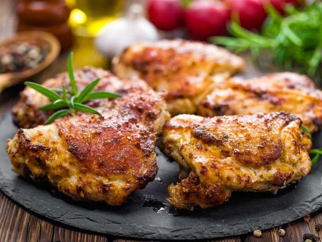 3 das melhores receitas de frango assado