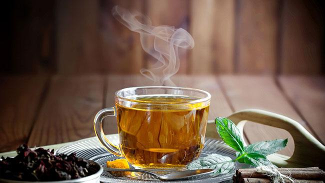 Guia de chás e infusões