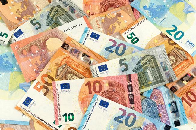 salário mínimo em Portugal e na Europa