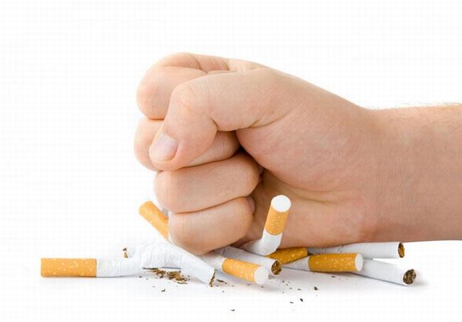 Bicarbonato de sódio ajuda a deixar de fumar