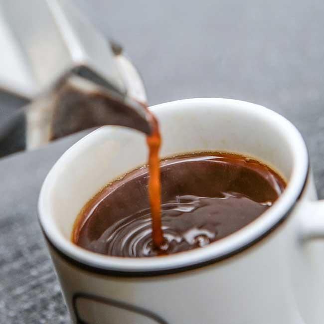 o café perfeito