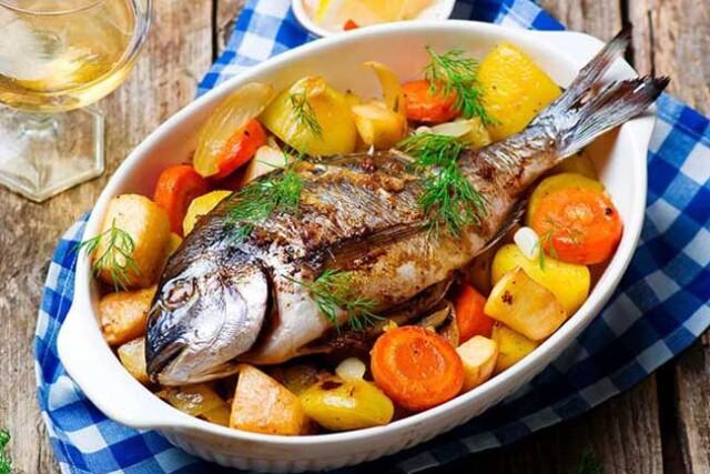 o melhor peixe assado do mundo