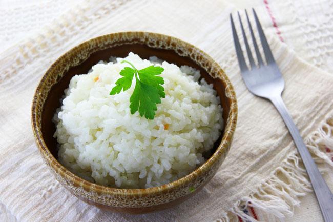 Erros ao cozinhar arroz