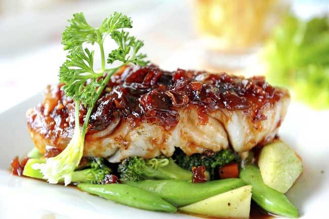 receitas de peixe assado no forno