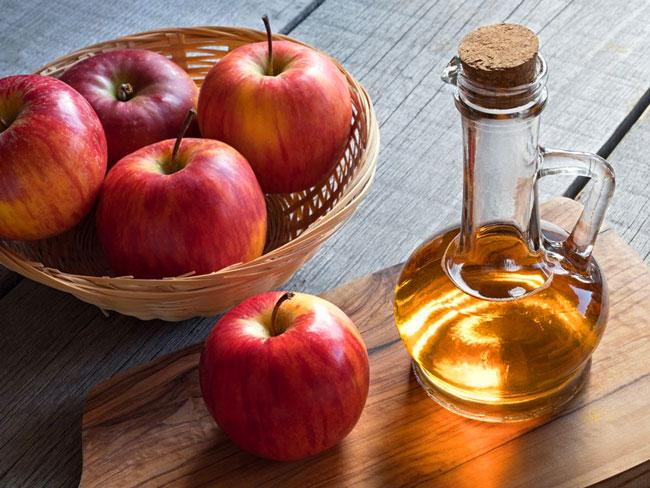 vinagre de maçã favorece a sua beleza