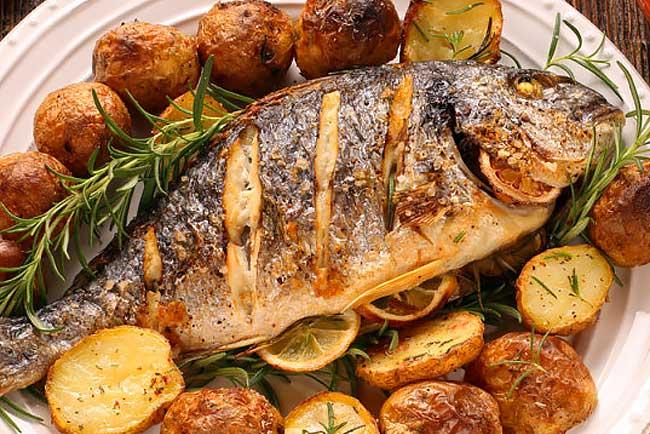 4 receitas de peixe assado no forno maravilhosas