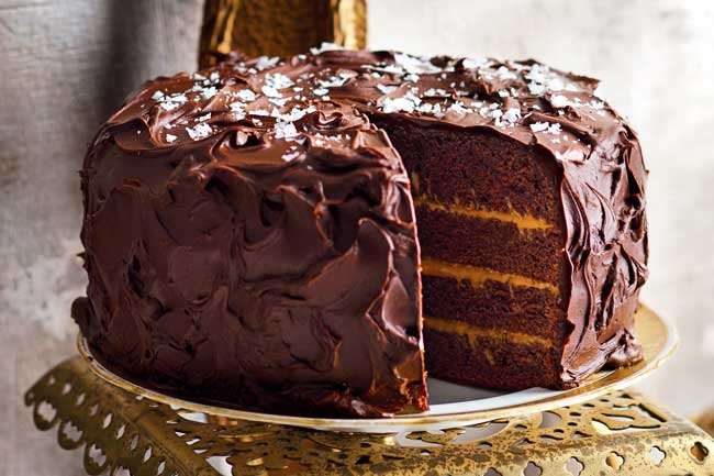 melhor bolo de chocolate do mundo