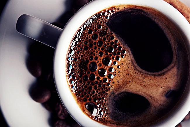 Deixe de tomar café