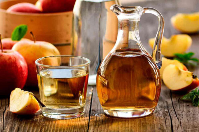vinagre de maçã é bom para a circulação
