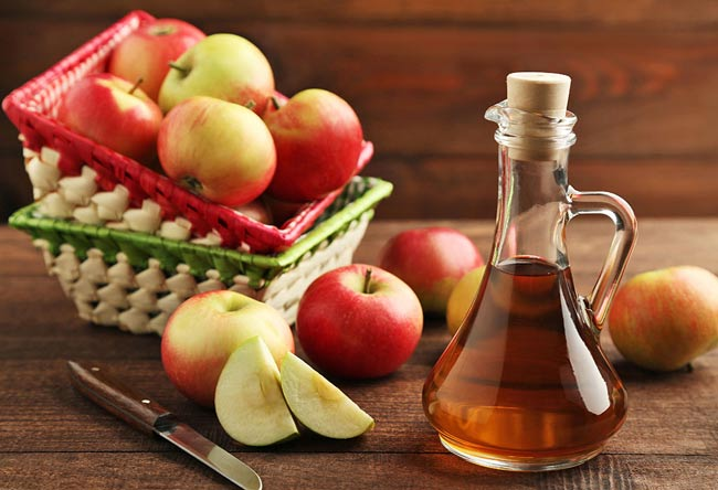 Usos menos conhecidos do vinagre de maçã