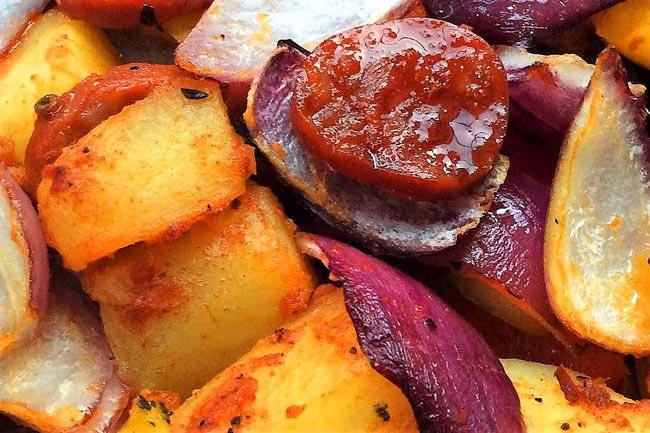 batatas assadas fantásticas