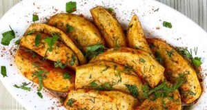 batatas assadas temperadas