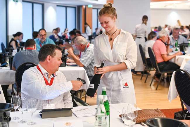Tinto nacional conquista medalha de ouro na Alemanha