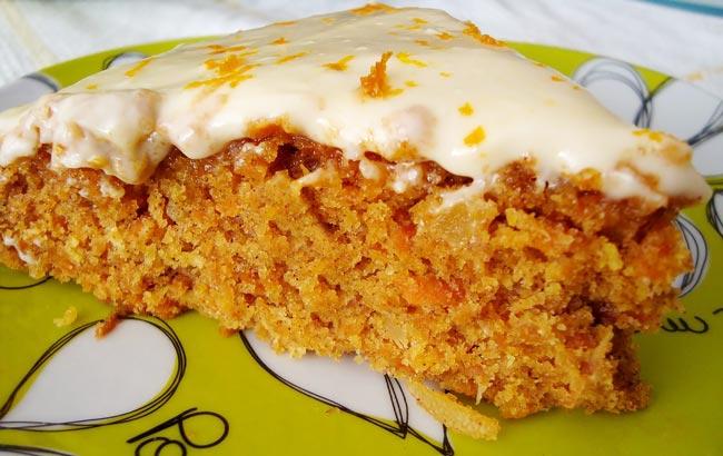 3 das melhores receitas de bolo de cenoura