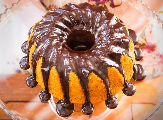 melhor bolo de cenoura do mundo