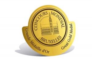 Tinto nacional arrecada medalha de ouro em Bruxelas