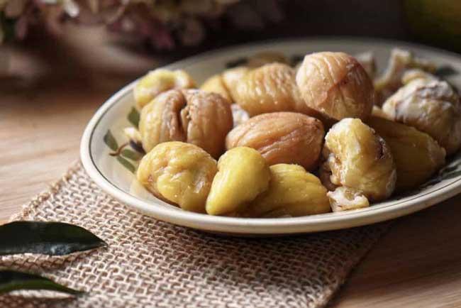 boas razões para comer castanhas