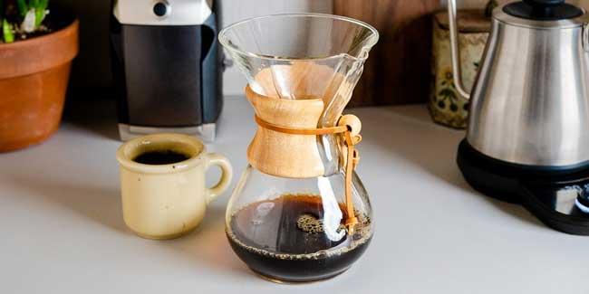 formas de fazer um café