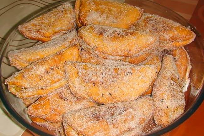 receitas de Azevias de batata-doce