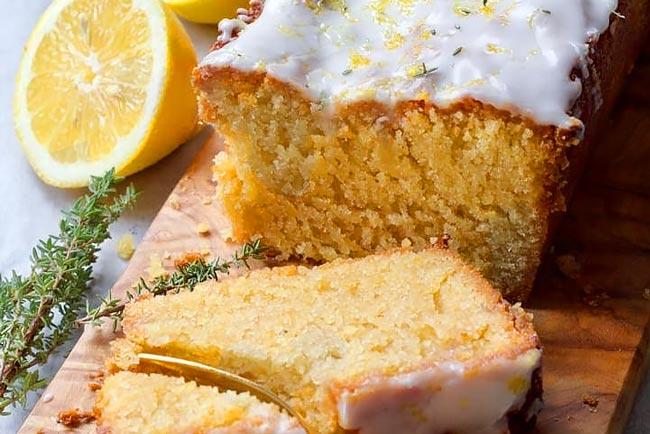 4 receitas de bolo de limão e aveia. Todos vão querer devorar!