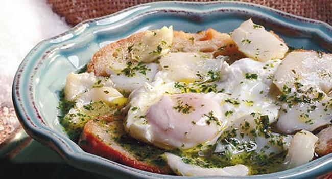 As melhores receitas com bacalhau