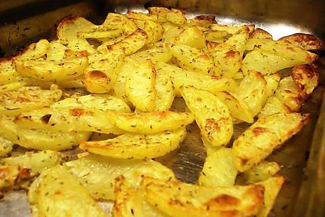 Batatas assadas perfeitas e suculentas