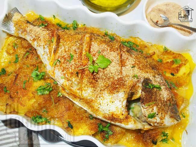 receitas de peixe assado que vão encantar