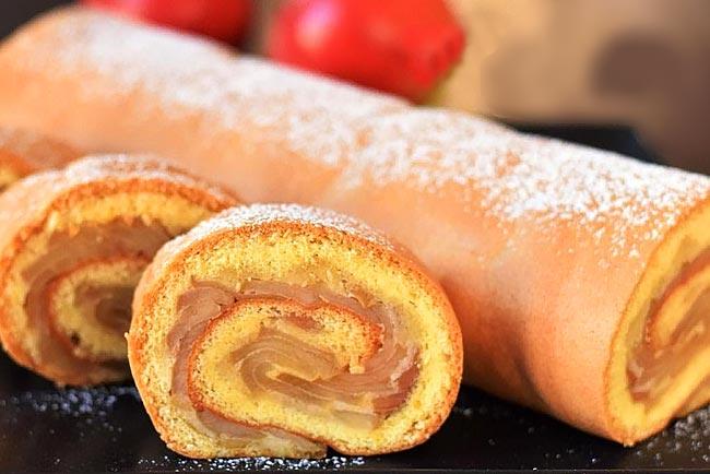 receitas de torta de maçã