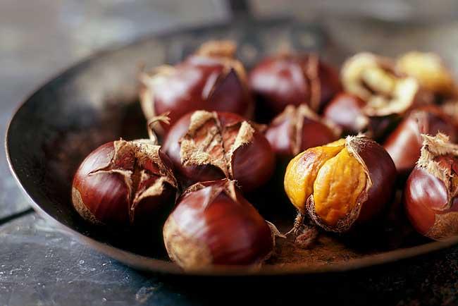 benefícios das castanhas para a sua saúde