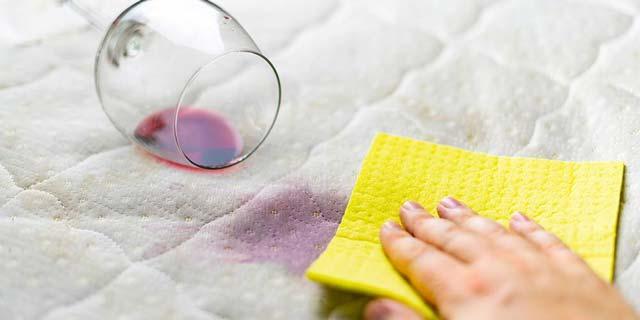 tirar nódoas de vinho
