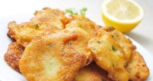 3 receitas de pataniscas de bacalhau fofinhas