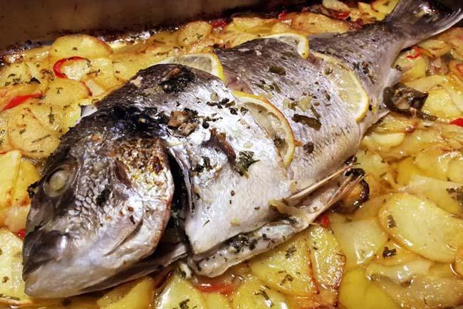 truques para fazer o melhor peixe assado